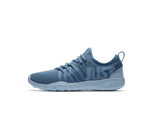 818cde0e4d1e Lyst - Nike Free Trainer 7 Premium Women s Training Shoe in Blue
