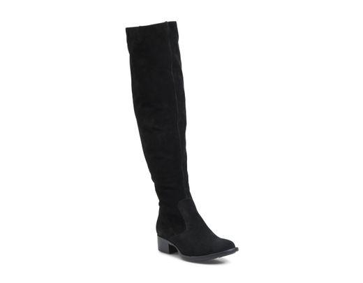 80d1f08b849 Lyst - Born Børn Cricket Over The Knee Boot in Black
