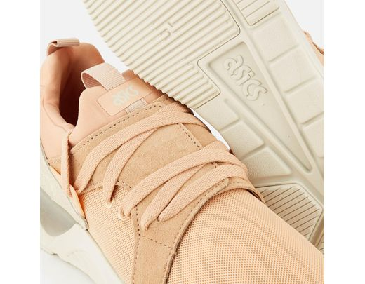Sanze Sneakers Natural V Mesh Gel Lyte Women's PXOwZuTki