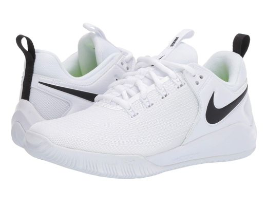 55ee29f43554 Lyst - Nike Zoom Hyperace 2 (white black) Women s Cross Training ...