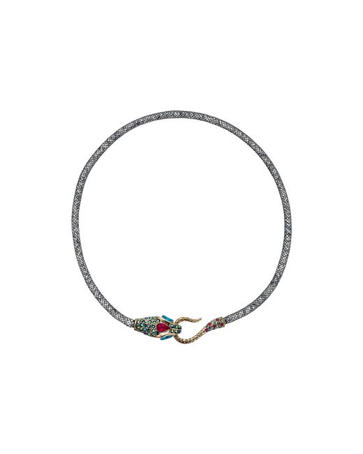 Betsey Johnson | Multicolor Dark Shadows Snake Collar | Lyst