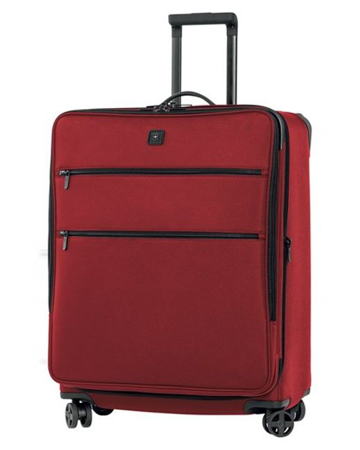 Victorinox | Red Victorinox Swiss Army 'lexicon 27' Dual Caster Wheeled Packing Case for Men | Lyst