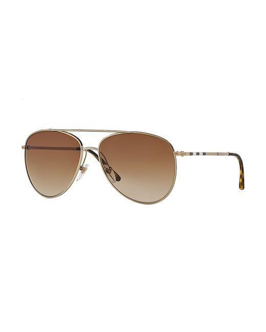 c379b26d67d Burberry Aviator Sunglasses Women