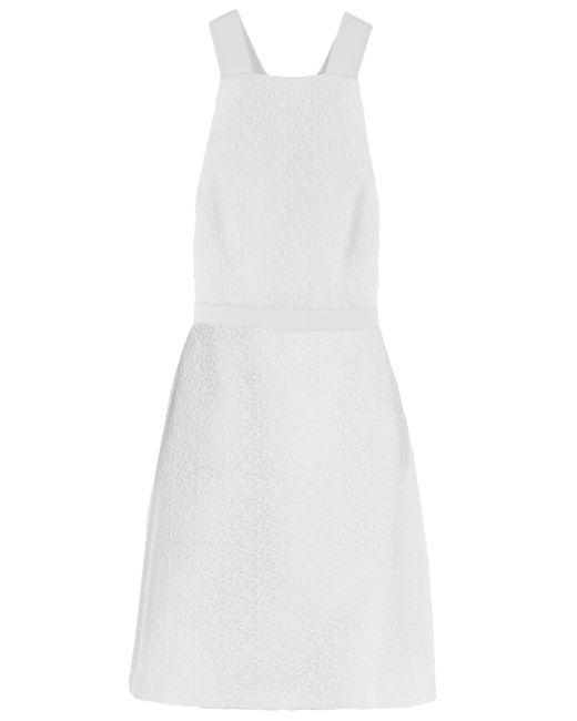 Jason Wu | White Corded Lace A Line Dress | Lyst