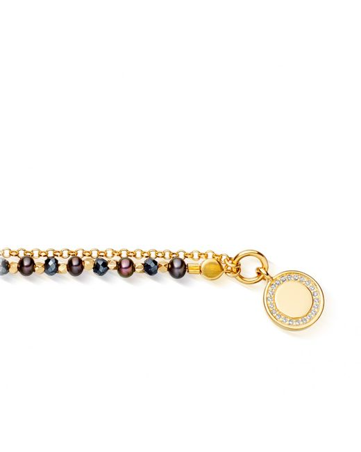 Astley Clarke | Red Agate Double Happiness Biography Bracelet | Lyst