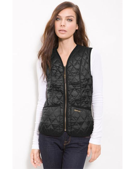 Barbour | Black 'beadnell' Quilted Liner | Lyst