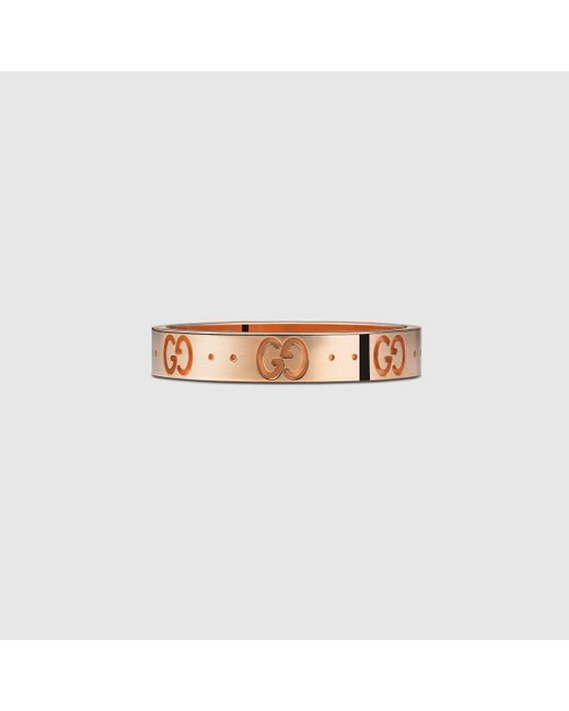 Gucci | Pink Icon Thin Band | Lyst
