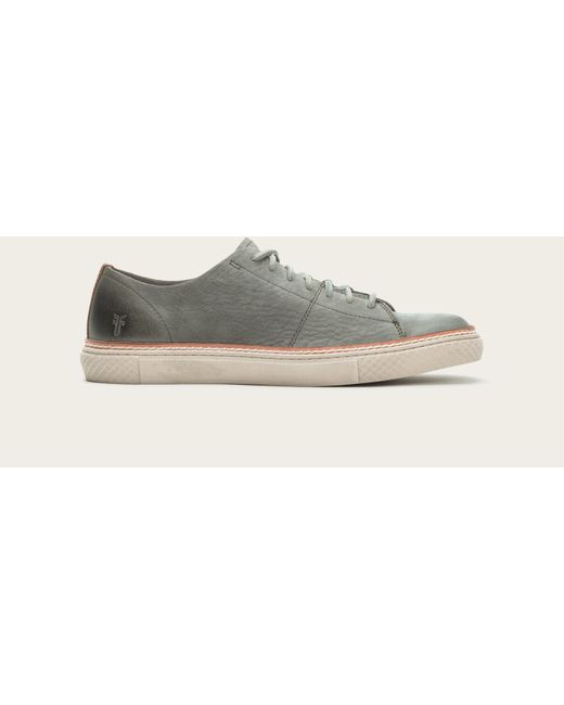 Frye | Gray Gates Low Lace for Men | Lyst