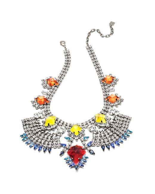 DANNIJO   Metallic Desi Necklace   Lyst