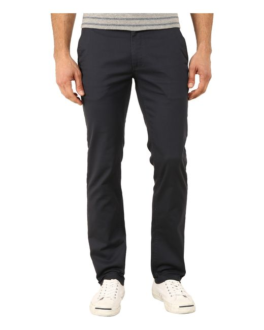 Brixton | Blue Reserve Chino Pants for Men | Lyst