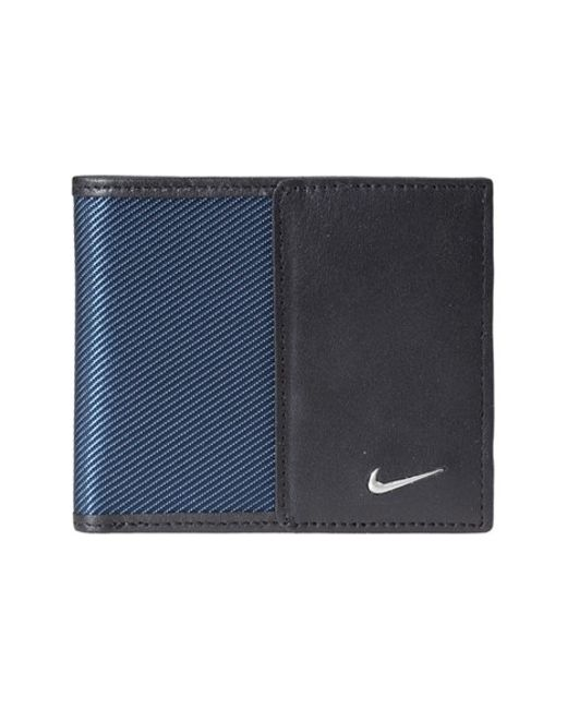 Nike | Blue Tech Twill Wallet for Men | Lyst