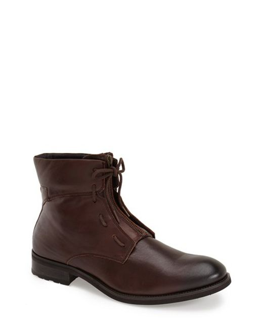 Joe's Jeans | Brown 'glide' Boot for Men | Lyst