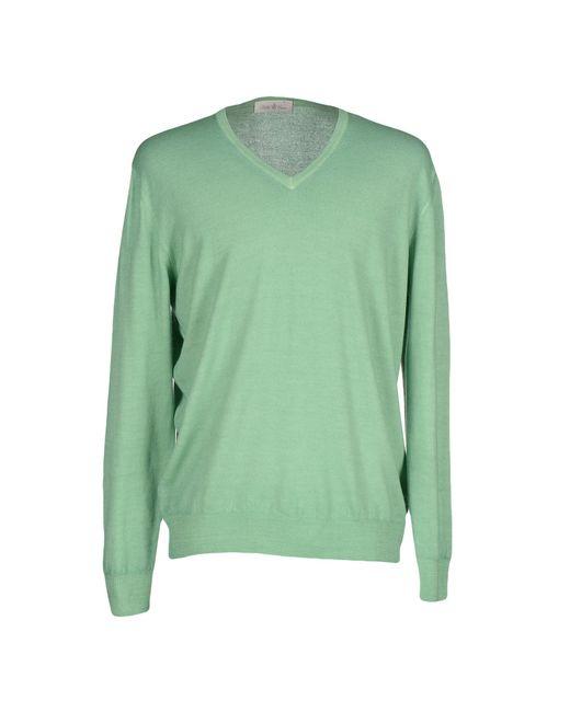 Della Ciana | Green Sweater for Men | Lyst