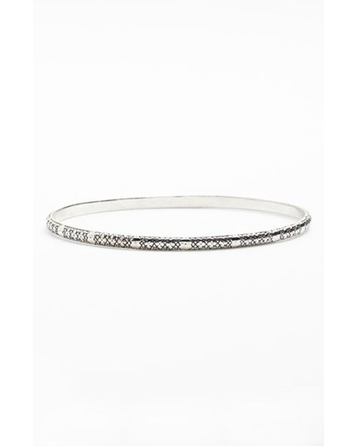 Konstantino | Metallic 'classics' Etched Bangle | Lyst