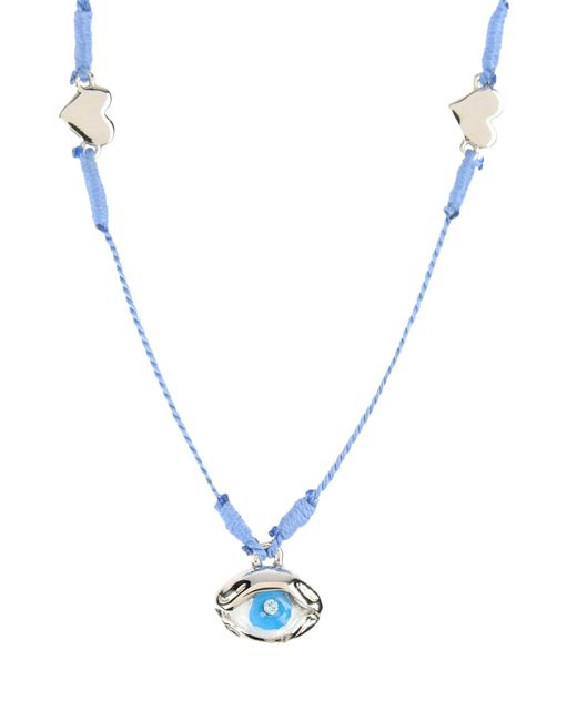 Venessa Arizaga | Blue Necklace | Lyst