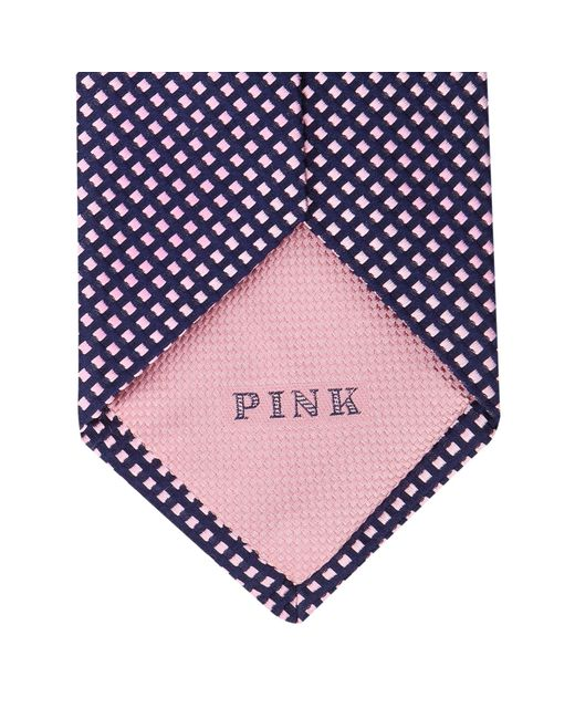 Thomas Pink | Purple Warren Check Woven Tie for Men | Lyst