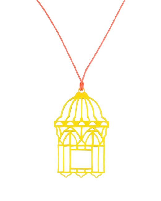 Loroetu | Yellow Necklace | Lyst