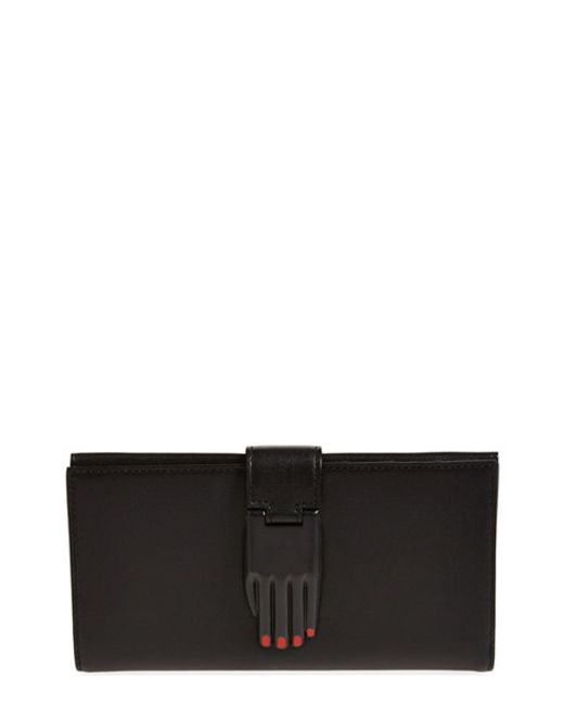 Opening Ceremony | Black 'misha' Leather Wallet | Lyst
