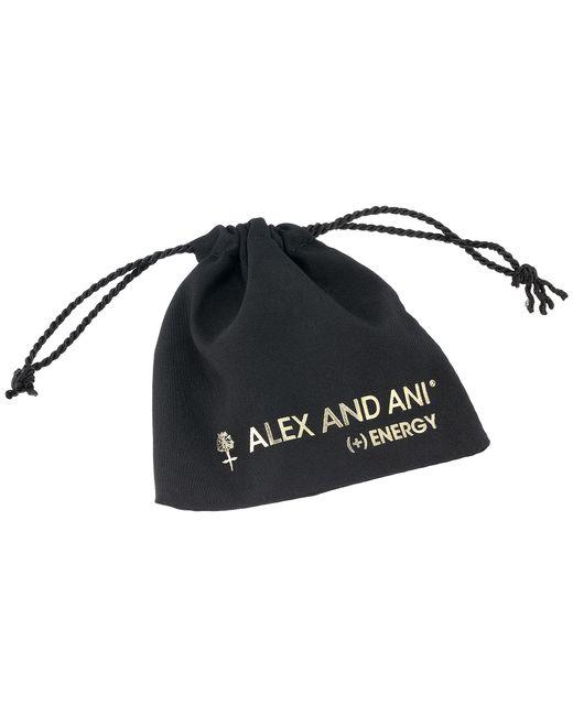 ALEX AND ANI | Metallic Infinite Love Wrap Bracelet | Lyst