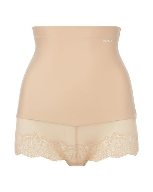 DKNY | Natural Seductive Lights Hi Waist Shaping Shortie | Lyst