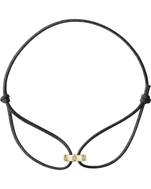 Georg Jensen   Yellow Magic 18ct Gold Diamond Bracelet   Lyst