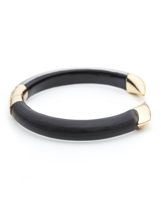 Alexis Bittar | Black Mirrored Pyramid Brake Hinge Bracelet You Might Also Like | Lyst