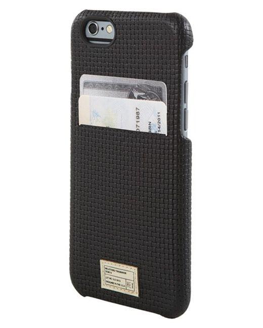 Hex Iphone  Plus Wallet Case