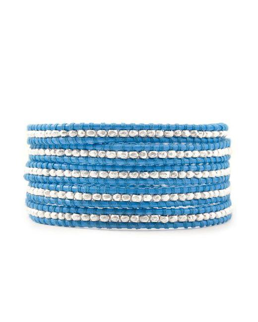 Chan Luu | Sky Blue Wrap Bracelet | Lyst