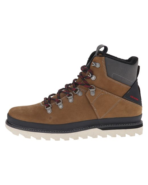 Volcom | Brown Outlander for Men | Lyst