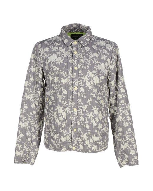 Kilt Heritage   Gray Jacket for Men   Lyst