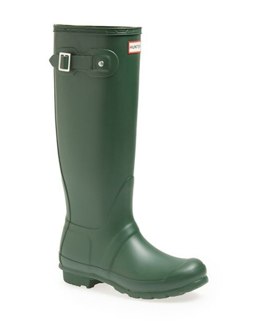 Lastest Steve Madden Northpol Women Rubber Green Rain Boot Boots