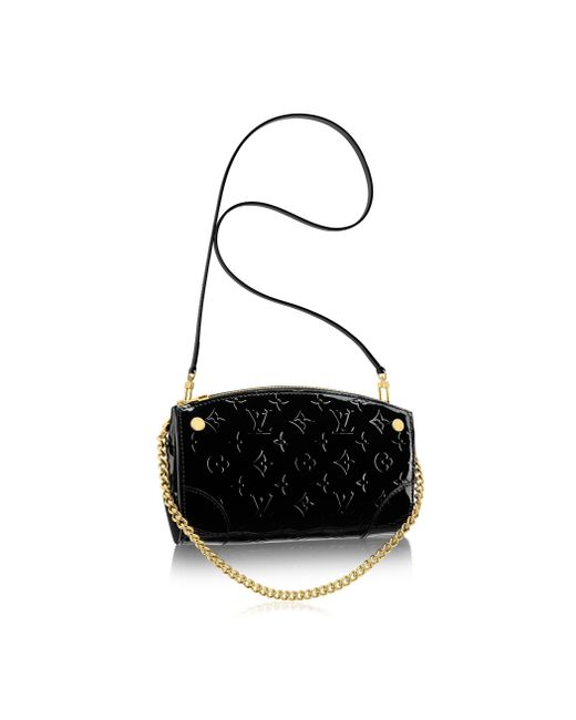 Louis Vuitton | Black Santa Monica Clutch | Lyst