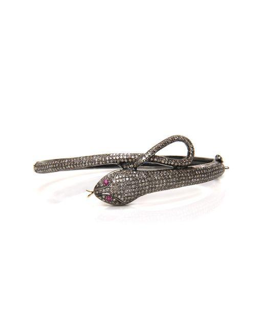 Sanjay Kasliwal | Metallic Serpent Bracelet | Lyst