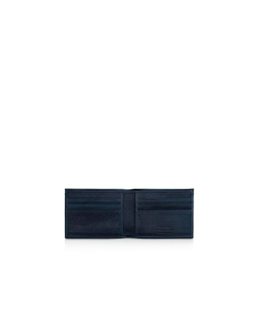 Shinola | Blue Slim Bifold Wallet for Men | Lyst