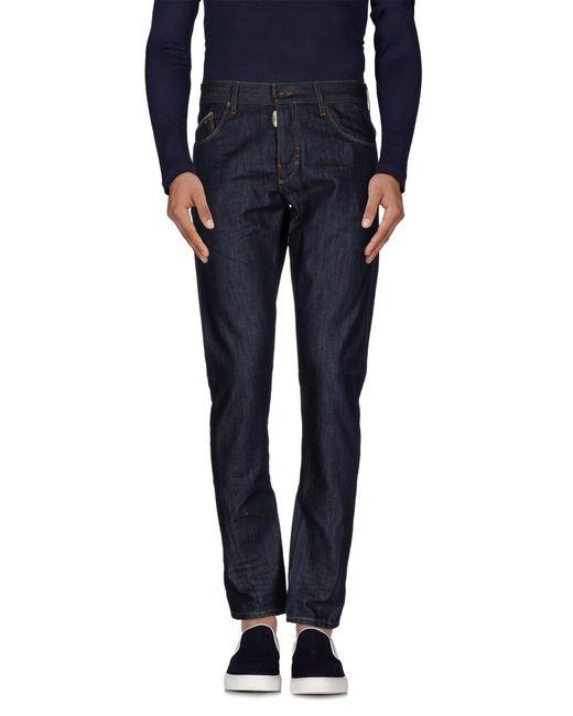 Antony Morato | Blue Denim Trousers for Men | Lyst