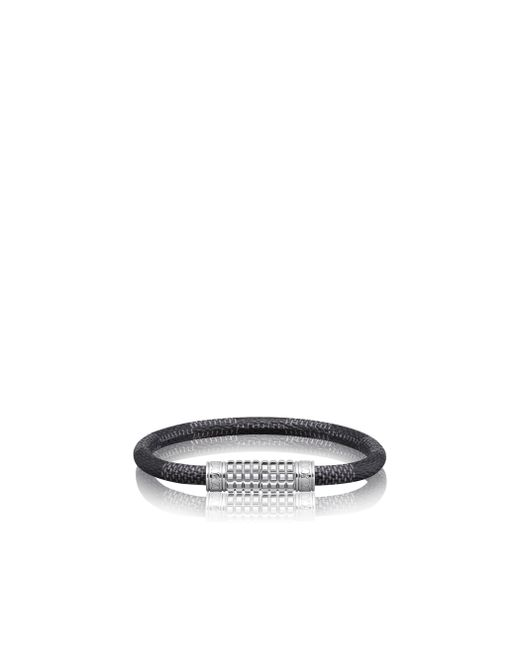 Louis Vuitton | Black Digit Bracelet for Men | Lyst