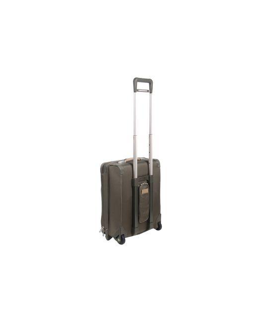 Briggs & Riley | Gray Baseline International Carry-on Wide Body Upright | Lyst