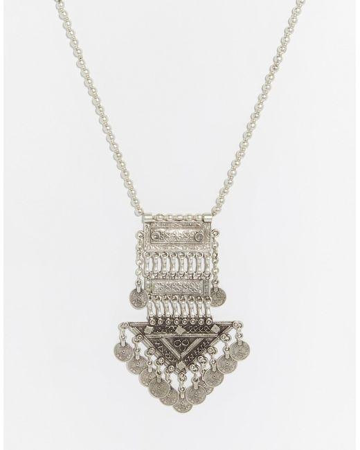 Child Of Wild | Metallic Bodrum Chest Necklace | Lyst