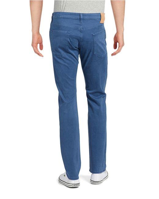 Mens Brushed Denim Jeans