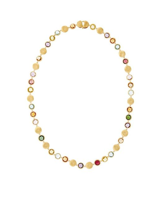 Marco Bicego | Multicolor Jaipur Stone Necklace | Lyst