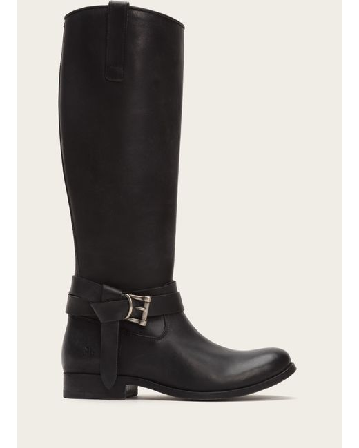 Frye | Black Melissa Knotted Tall | Lyst
