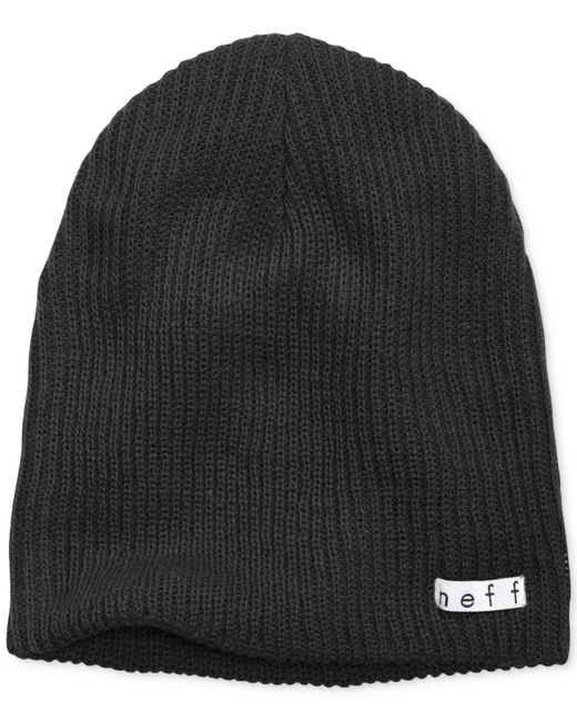 Neff | Black Daily Solid Beanie for Men | Lyst