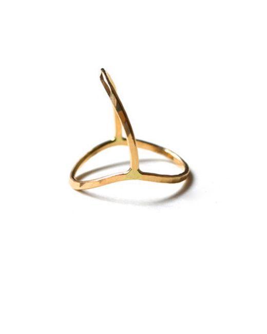 Forever 21 | Metallic Amarilo Aris Ring | Lyst