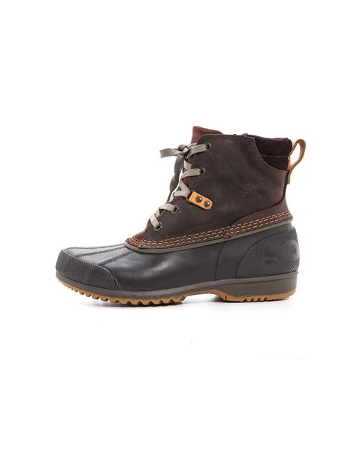 Sorel | Brown Ankeny Boots for Men | Lyst