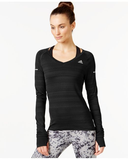 Adidas Originals | Black Formotion Long-sleeve T-shirt | Lyst