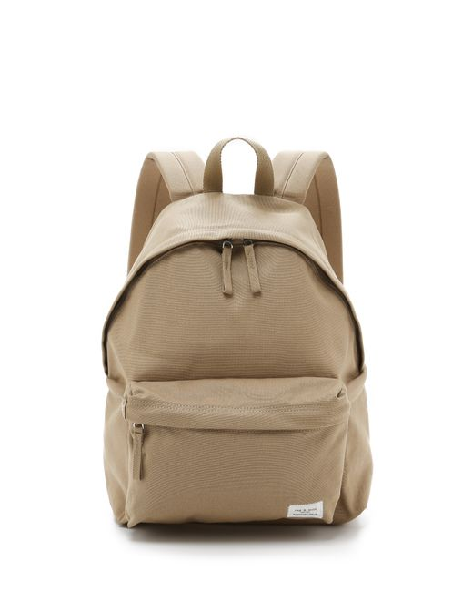 Rag & Bone | Natural Standard Backpack | Lyst