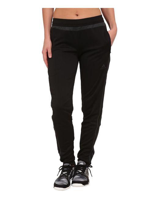Adidas Originals | Black Tiro 15 Training Pant | Lyst