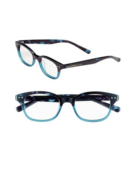 Kate spade Rebecca 49mm Reading Glasses - Sky Blue ...