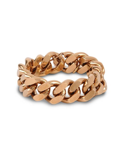 Stella McCartney | Metallic Chain Bracelet | Lyst