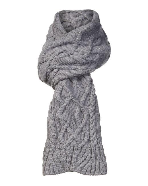 ugg ladies hat scarf set